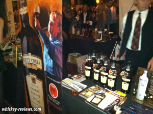 Whiskey Fest 2011 Forty Creek