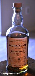 Balvenie DoubleWood 12 Year Old Scotch