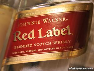 Johnnie Walker Red Label Blended Scotch