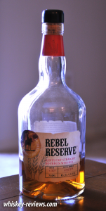 Rebel Reserve Bourbon