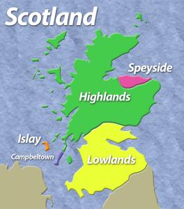 Scotland Geography