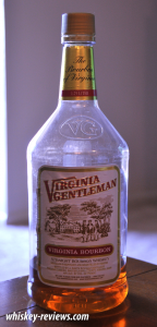 Virginia Gentlemen Bourbon