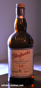 Glenfarclas 12 Year Old Scotch