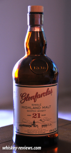 Glenfarclas 21 Year Old Scotch