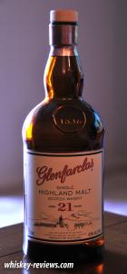 Glenfarclas 21 Year Old Scotch