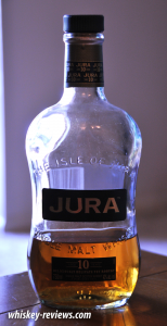 Jura 10 Year Old Scotch