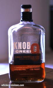 Knob Creek 9 Year Old Single Barrel Bourbon