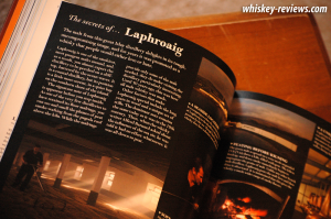 World Whiskey Laphroaig