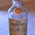 Glenlivet 15 Year Old Single Barrel Scotch