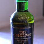 Glenlivet 18 Year Old Scotch