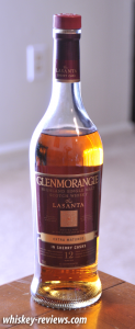 Glenmorangie LaSanta 12 Year Old Scotch