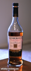 Glenmorangie Quinta Ruban 12 Year Old Scotch