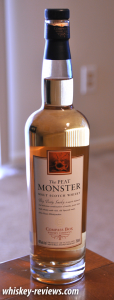 Peat Monster Scotch