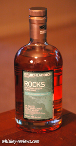 Bruichladdich Rocks Scotch
