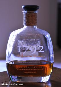 Ridgemont Reserve 1792 Bourbon