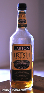 Barton Irish Whiskey