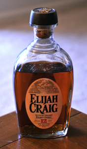Elijah Craig 12 Year Old Bourbon