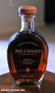 John J. Bowman Bourbon