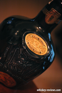 Royal Salute 21 Year Old Blended Scotch Detail