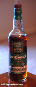 Glendronach Revival 15 Year Old Scotch