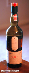 Lagavulin 16 Year Old Scotch