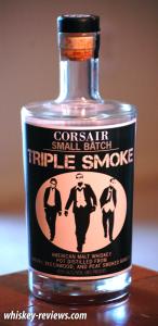 Corsair Triple Smoke Whiskey