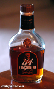 Old Grand Dad 114 Bourbon
