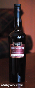 Hedonism Scotch