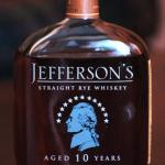 Jefferson's 10 Year Old Rye