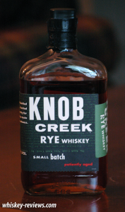 Knob Creek Rye
