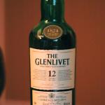 Glenlivet 12 Year Old Scotch