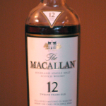 Macallan 12 Year Old Scotch