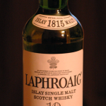 Laphroaig 10 Year Old Scotch