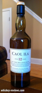 Caol Ila 12 Year Old Scotch