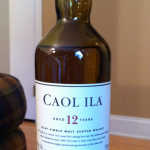 Caol Ila 12 Year Old Scotch