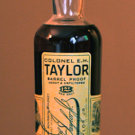 Colonel E.H. Taylor Jr. Barrel Proof Bourbon