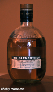Glenrothes Scotch