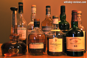Whisky Collection July 2013