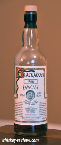 Blackadder 1966 Tullibardine Distillery Scotch