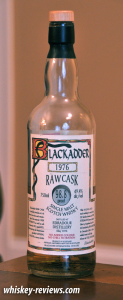 Blackadder 1976 Edradour Distillery Scotch