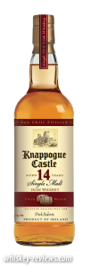 Knappogue 14 Year Old Irish Whiskey