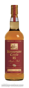 Knappogue 16 Year Old Irish Whiskey