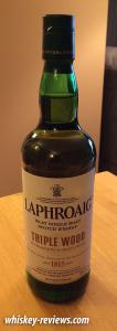 Laphroaig Triple Wood Scotch