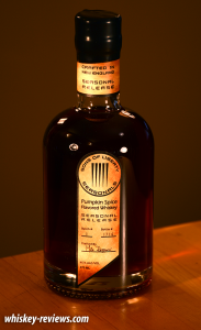 Sons of Liberty Pumpkin Spice Flavored Whiskey