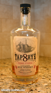 Tap 8 Canadian Rye Whisky