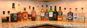 Whiskey Collection December 2014