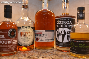 American Craft Whiskeys 1