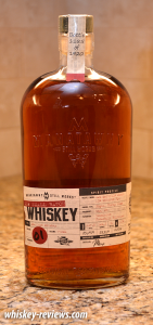 MSW Small Batch Whiskey