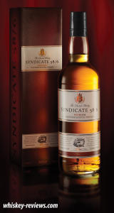 Syndicate 58/6 Blended Scotch