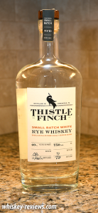 Thistle Finch White Rye Whiskey